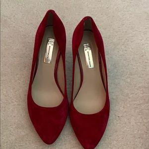 Red INC heels